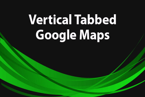 JoomClub Vertical Tabbed Google Maps v2 1 0 - the module