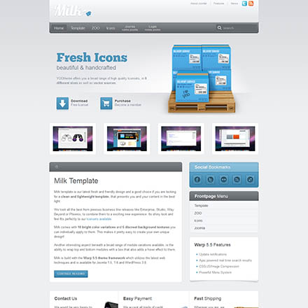 YOOtheme Templates for CMS Joomla! - Page 9